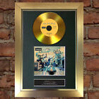 GOLD DISC OASIS Definitely Maybe Album Signed Autograph Mounted Repro A4 #114
