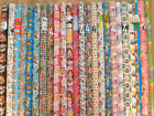 4m Roll Wrap Character Disney Marvel TV Cartoon Gift wrap Wrapping Paper Craft