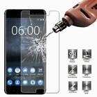 9H Premium Full Coverage Tempered Glass Screen Protective Film For Nokia 3 5 6 8