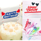 Cute Cupcake Toppers Picks Cake Insert Decor For Kids Birthday Party Favors Gift