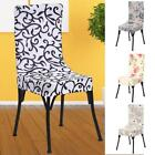New Removable Elastic Stretch Slipcovers Dining Room Chair Seat Cover DZ88