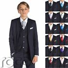 Boys Navy Suit, Page Boy Suits, Boys Wedding Suits, Kids Suits, 12-18m - 13yrs