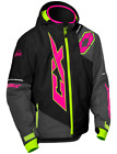 Castle X Stance Youth Jacket Black/Pink Glo/Hi-Vis sizes S-XL