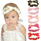 1PC Baby Toddler Cute Girl Kid Bow Hairband Turban Knot Rabbit Headband Headwear