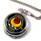 Durie Scottish Clan Pocket Watch