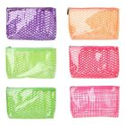 clear cosmetic bags for travel - Cosmetic Bag Clear Wave Toiletry Waterproof Makeup Pouch For Travel