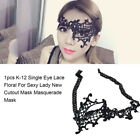 Good K-22 Beautiful Women Costume Eye Mask Sexy Peacock Style Lace Eye Mask