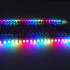 Wholesale White Wire WS2811 LED Pixel Digital Diffused 12mm RGB Light P68 5V
