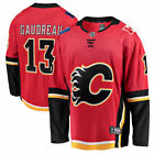 Johnny Gaudreau Calgary Flames Fanatics Branded Breakaway Player Jersey Red