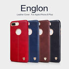 For iPhone 8/ 8 Plus Case Cover Original Nillkin Luxury PU Leather Phone Case