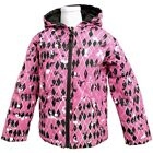 Castle X Girl's Pixie Magenta Thermal Insulated Snowmobile Winter Jacket 95-109X