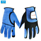 Leather Outdoor Waterproof Men Women Winter Suede Golf Sport Touch Screen Gloves