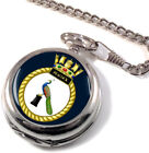 HMS Peacock Full Hunter Pocket Watch