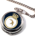 HMS Pursuer Full Hunter Pocket Watch