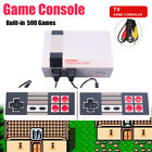 Mini Classic Video Game Console 8Bit 600 Games 2 Handles For  Mini HDMI HD