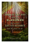 Metal Wall Art Contemporary Biblical Art This is the Day…
