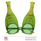Party Props New Year Plastic Champagne Glasses Bottle Celebration