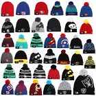 New Era Beanie Winter Mütze Cap Yankees Redskins Raiders Superman Batman Giants