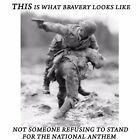 Anti Liberal WHAT BRAVERY LOOKS LIKE  Conservative Political Shirt