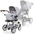 ABC Design Turbo 4, Kollektion 2018 - NEU - Kinderwagen - Kombiwagen Sportwagen