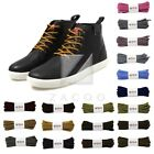 1 Pair Shoelaces Round Rope Color Mixed Sport Athletic Shoe Laces 120cm/47in
