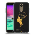 HEAD CASE DESIGNS ICONS OF ANCIENT EGYPT SOFT GEL CASE FOR LG PHONES 1