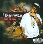 TWISTA - CATEGORY F5 [PA] USED - VERY GOOD CD