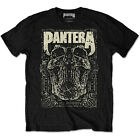 Pantera '101 Proof Skull' T-Shirt - NEW & OFFICIAL Metal Rock Unisex