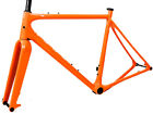 OPEN Classic U.P. 3T Luteus II Bike Frame Kit Orange