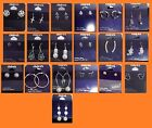 925 Sterling Silver Earrings Claire's Accessories BNWT