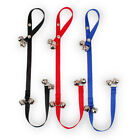 New Adjustable Door Bell Dog Bells for Potty Training Your Puppy the Easy Way