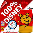Disney Winnie The Pooh Mobile Phone MP3 Sock Case Cover for iPhone 5 5S 5C SE