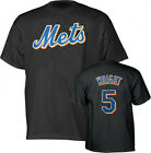 David Wright New York Mets Adult T-Shirt with Name & Number (100% Cotton)