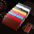 For Leagoo S8, Classic Flip Leather Stand Wallet Card Slots Pouch Cover Case