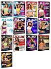 EM PRODUCTIONS Disc JILLIAN MICHAELS Workout/Fitness DVD VIDEO New *YOU CHOOSE*