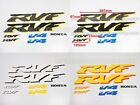 Motorcycle Fairing Sticker Decal for RVF RVF400 400 V4 NC35 400R #33