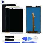 LCD Screen Display+Digitizer Touch+Tools For HUAWEI MATE 7 black white gold
