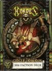 Circle Orboros Hordes Mk3 Faction Cards