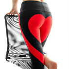 Women High Waist Compression Tights Yoga Pants Fitness Running Stretch Trousers