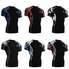 FIXGEAR C2S Compression shirt base layer skin tight under training  fitness 1