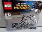 LEGO Super Heroes DC Comics/Marvel polybag's for Selection - NIP