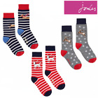 Joules Brilliant Bamboo E Ladies Socks (Y)
