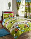 Childrens quilt cover sets farm animals & red tractor bed sets old macdonald bed
