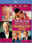 the best exotic marygold hotel - Second Best Exotic Marigold Hotel Blu-ray NEW FREE SHIPPING!!