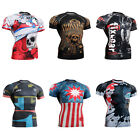 FIXGEAR CFS Compression shirt base layer skin tight under training  fitness 2