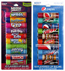 TASTE BEAUTY* 10pc Set CANDY+SODA FLAVORED Party Pack LIP BALM New *YOU CHOOSE*