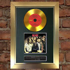 GOLD DISC ACDC Highway to Hell Album CD Signed Autograph Mounted Repro A4 #150