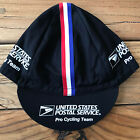 USPS PRO CYCLING TEAM CLASSIC CAP NEW HAT BLACK, WHITE OR BOTH / FREE SHIPPING !