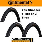 1 or 2Pak Continental Speed Ride 700x42 Flat ProTection Fold Bike Tire 29