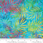 Moda Bonfire Batik Ocean Multi Tropical Leaves Style 4546/23